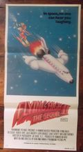 Airplane II, aka Flying High II, Australian Daybill Poster, Hays, Shatner, '82